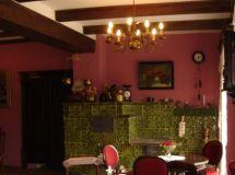 Restauracja z Zielonym Piecem w Olsztynku